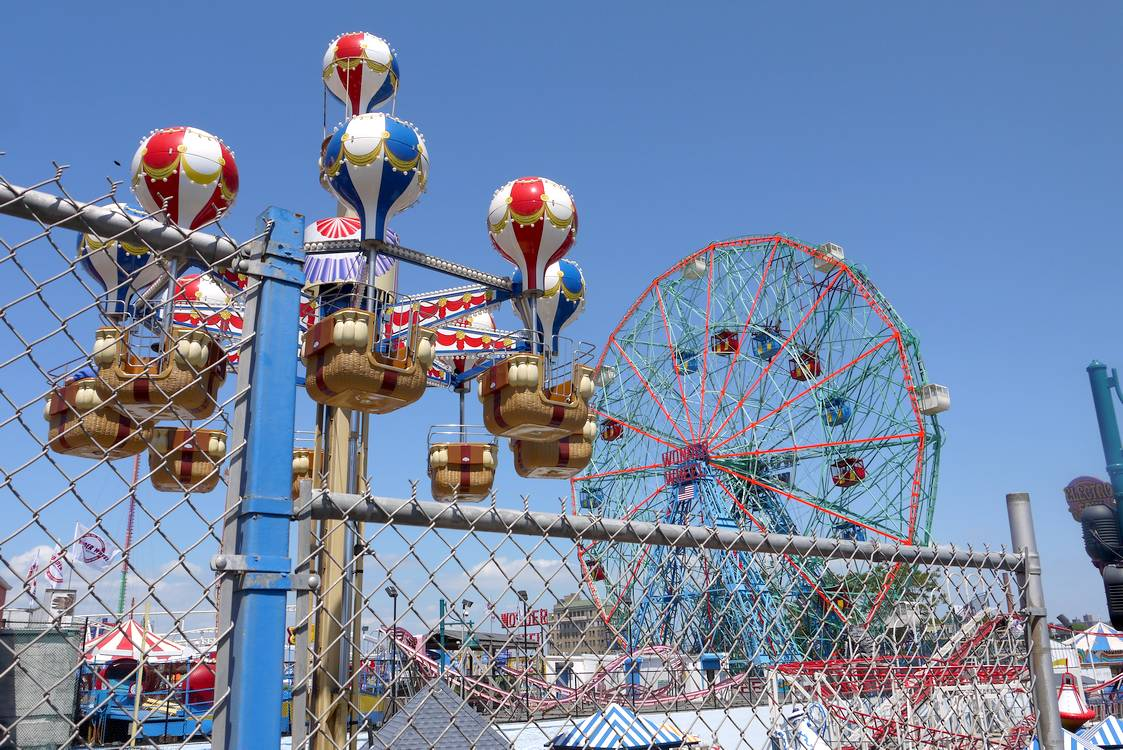 coney island luna park new york