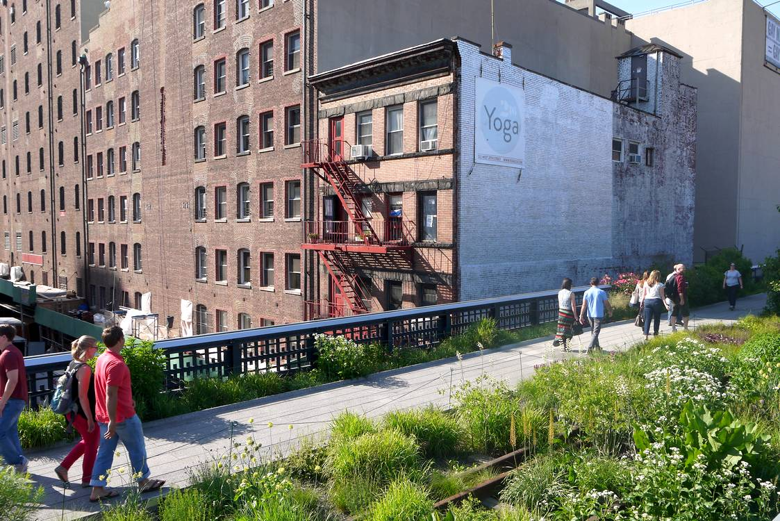 high line buildings new york