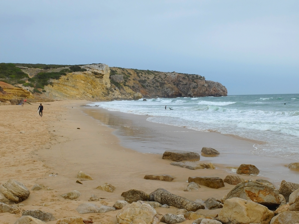algarve plage surf