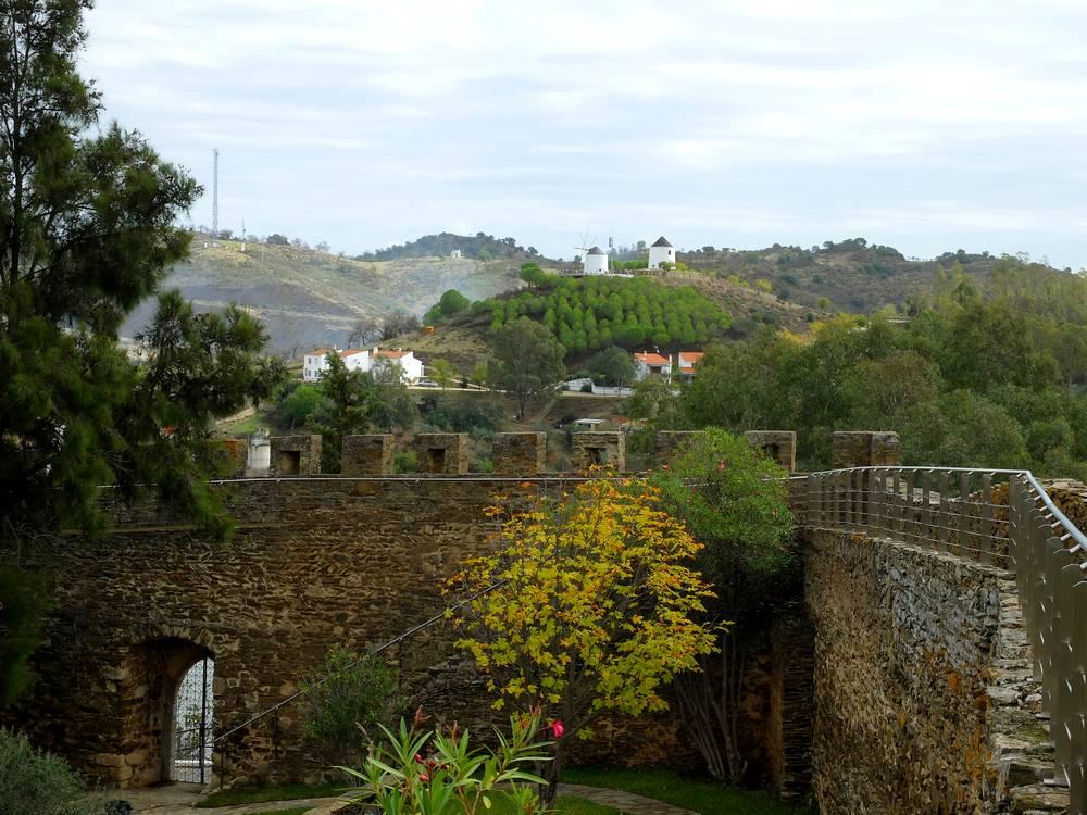 Alcoutim château Portugal