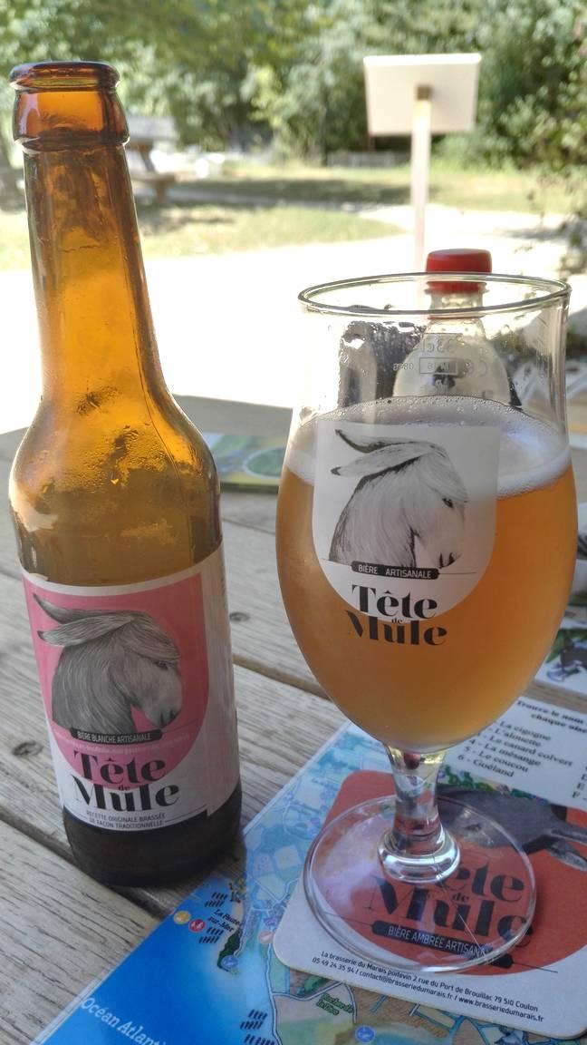 tête de mule bière