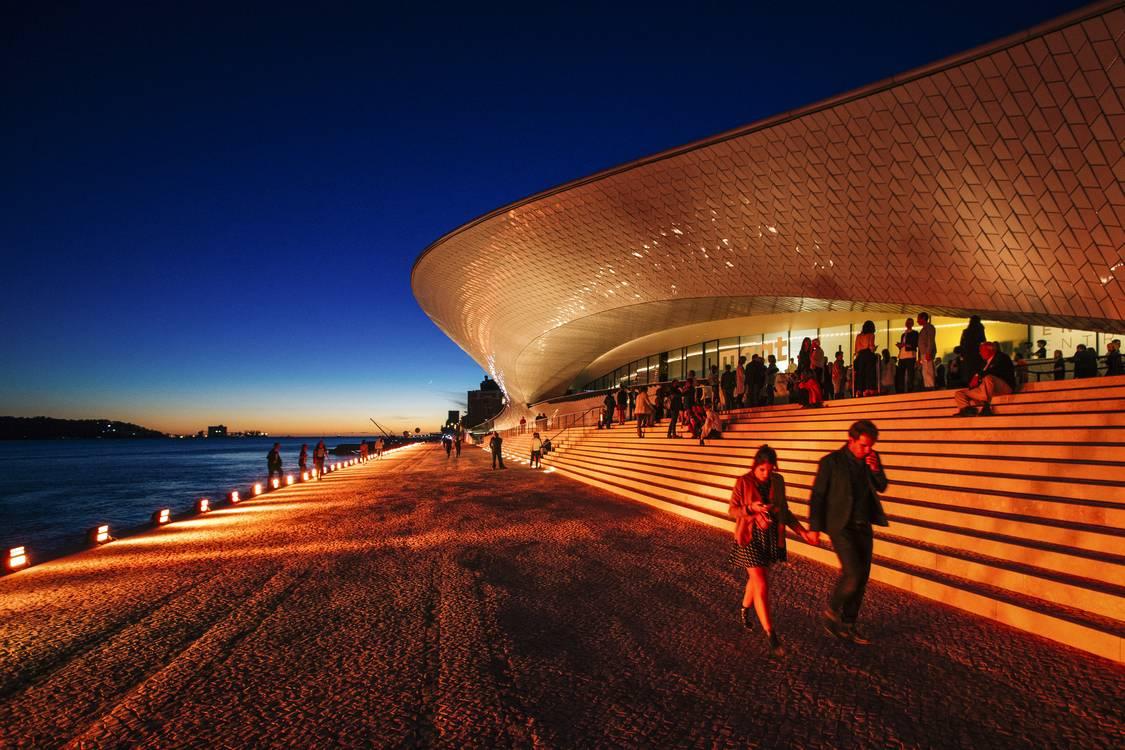 MAAT museum Lisbon