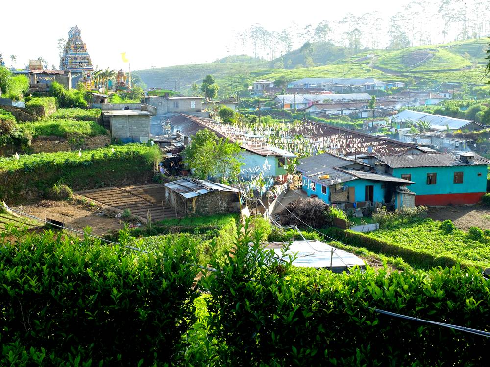 village sri lanka
