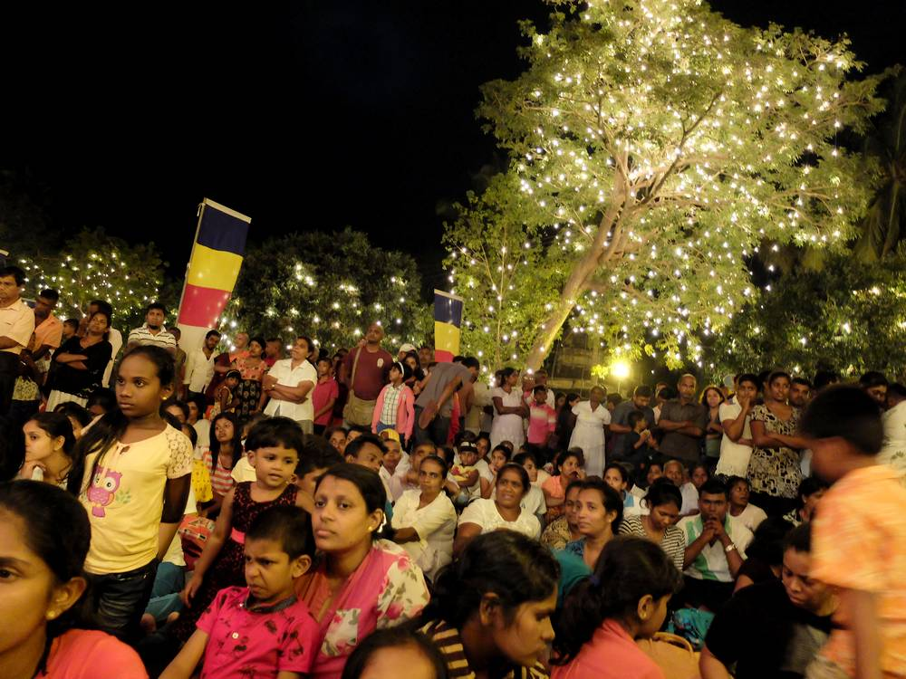 sri lanka kandy festival
