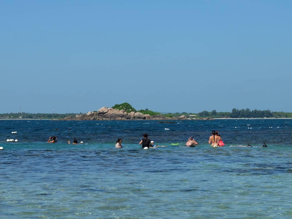 pigeon island snorkeling