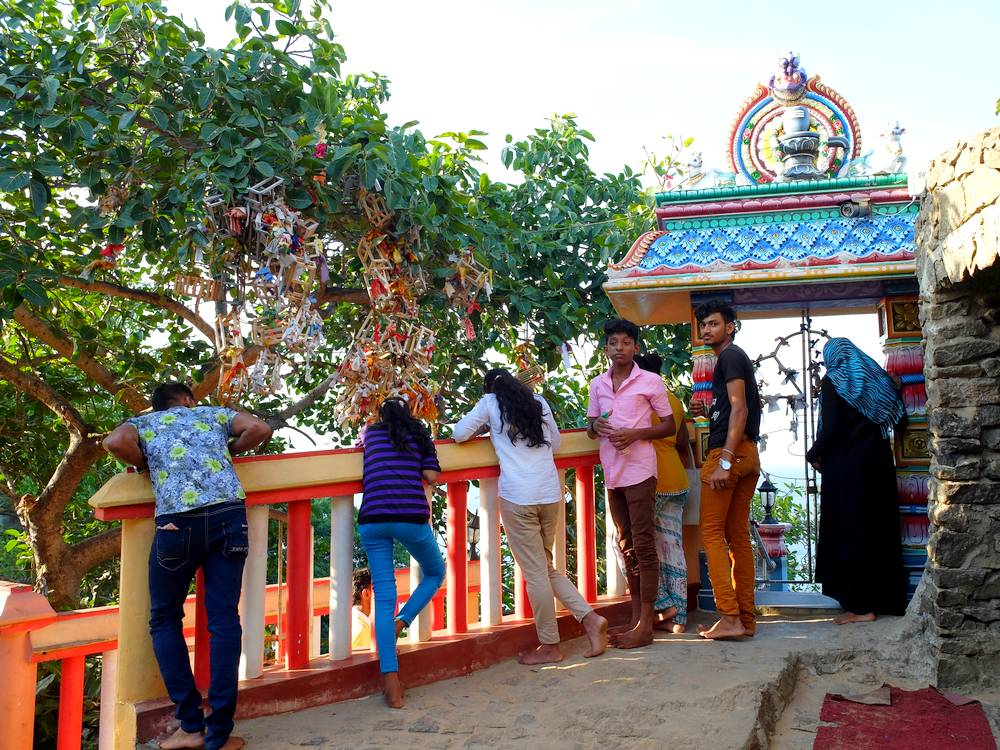 trincomalee swami rock
