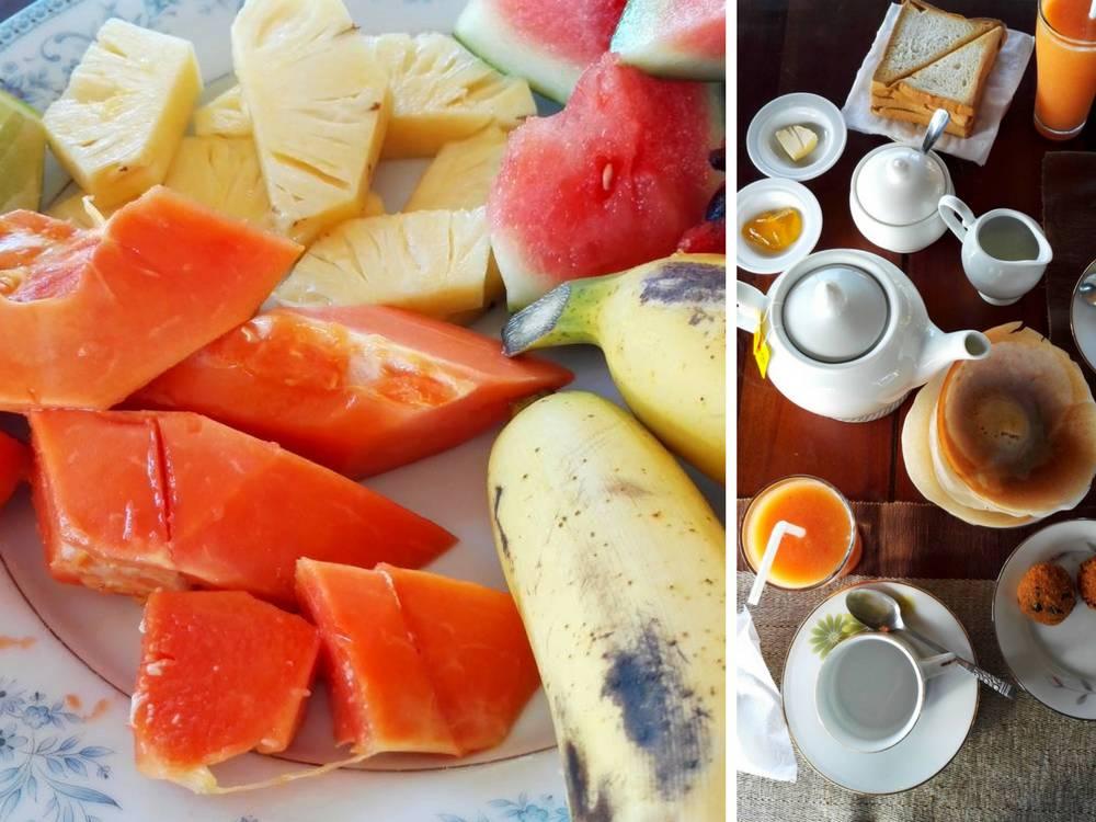 breakfast sri lanka