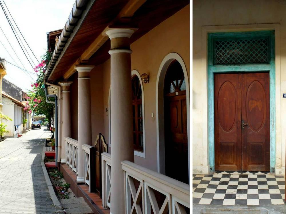 galle maison coloniale