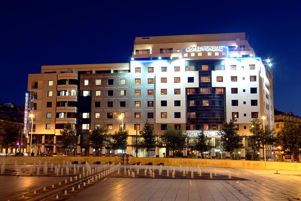 hotel mundial lisbonne