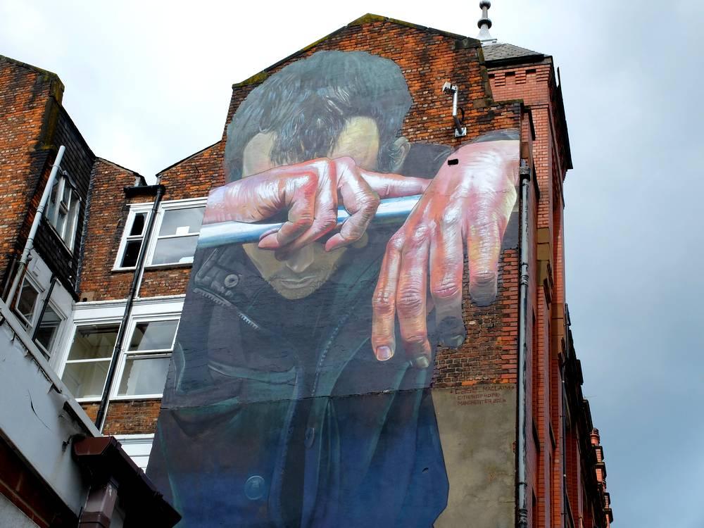 case street art manchester