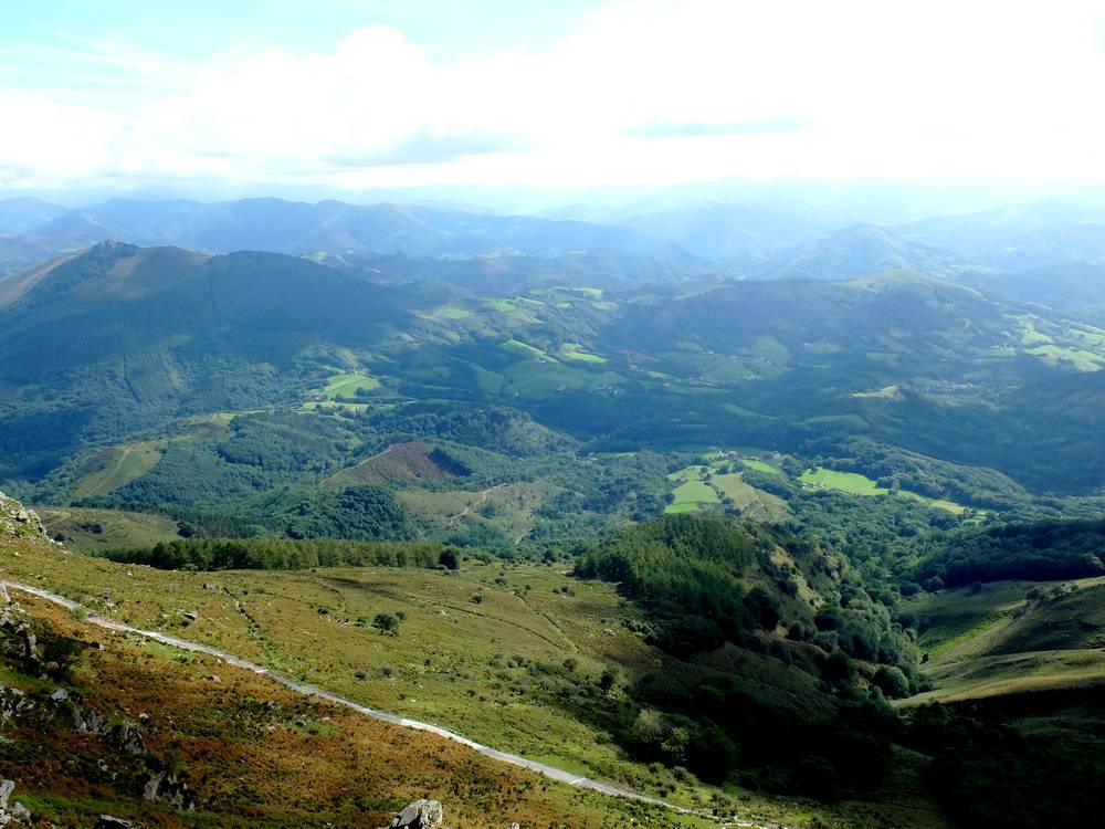 rhune pyrenees