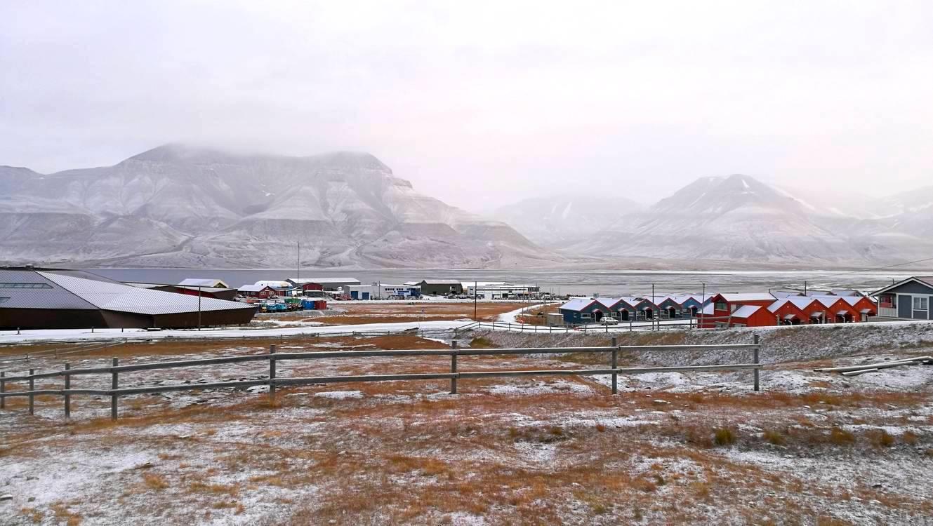 longyearbyen spitzberg