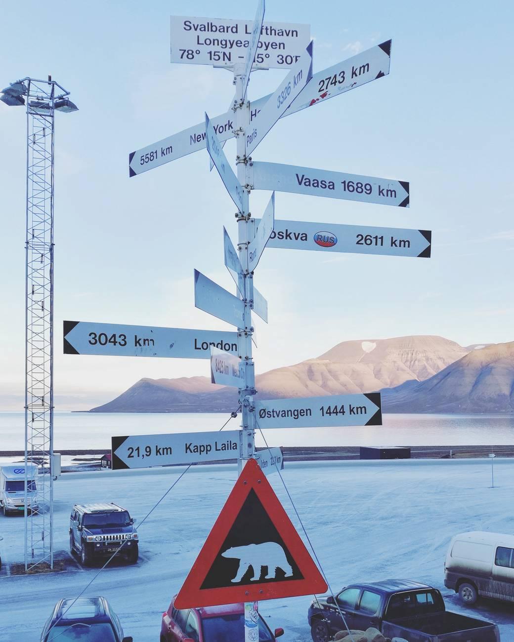 longyearbyen-spitzberg