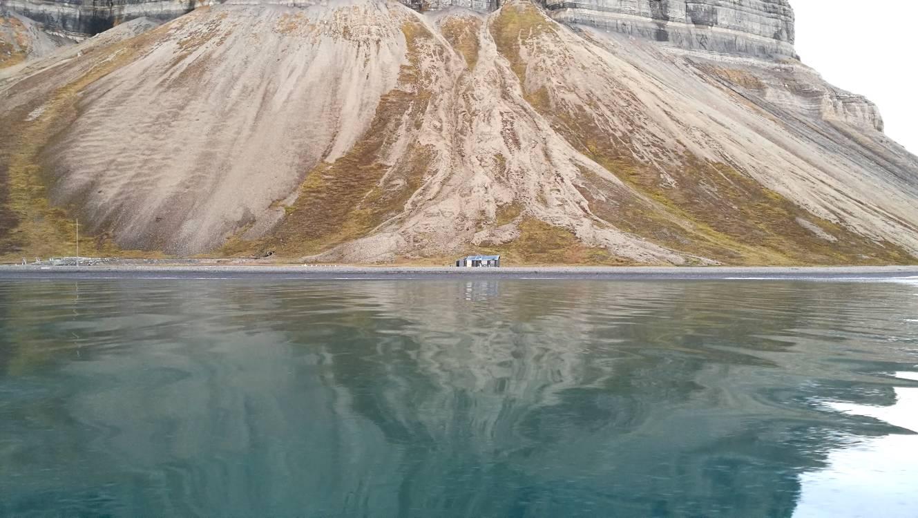 fjord spitzberg