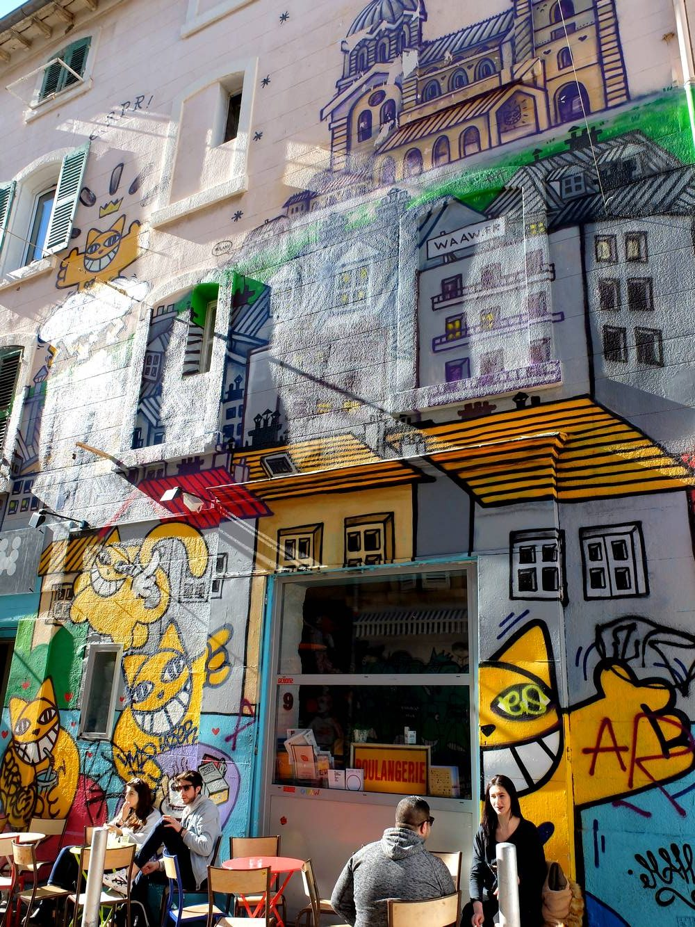 monsieur chat marseille