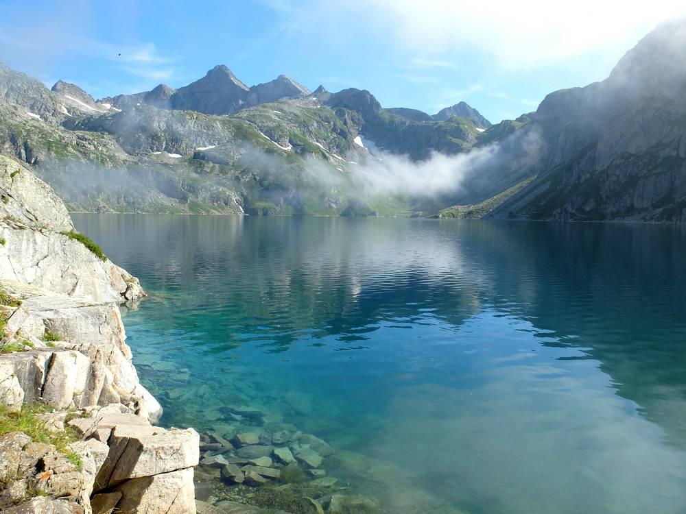 artouste lac pyrénées