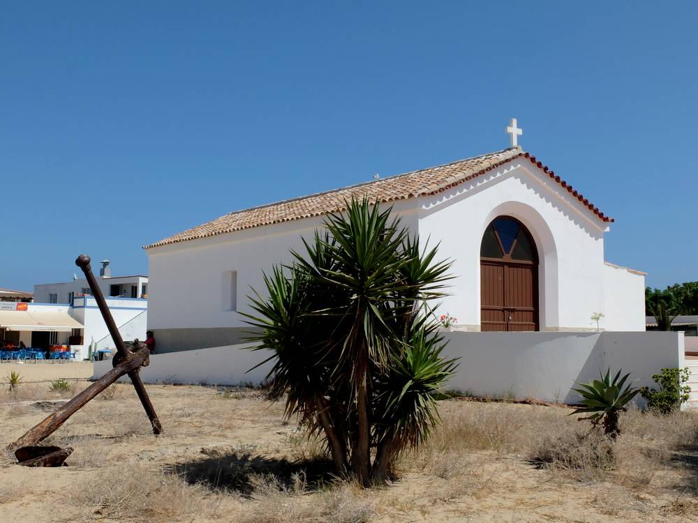 culatra église