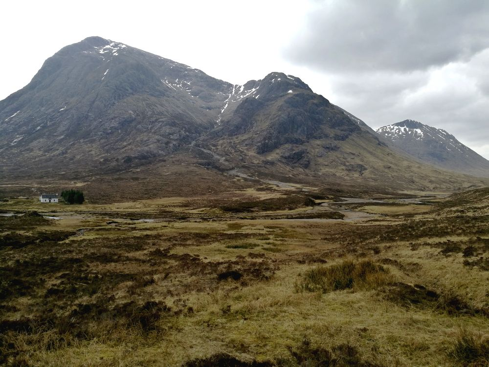 Glen Coe Highlands