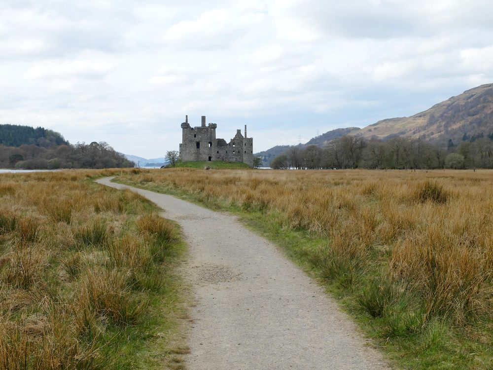 kilchurn castle highlands