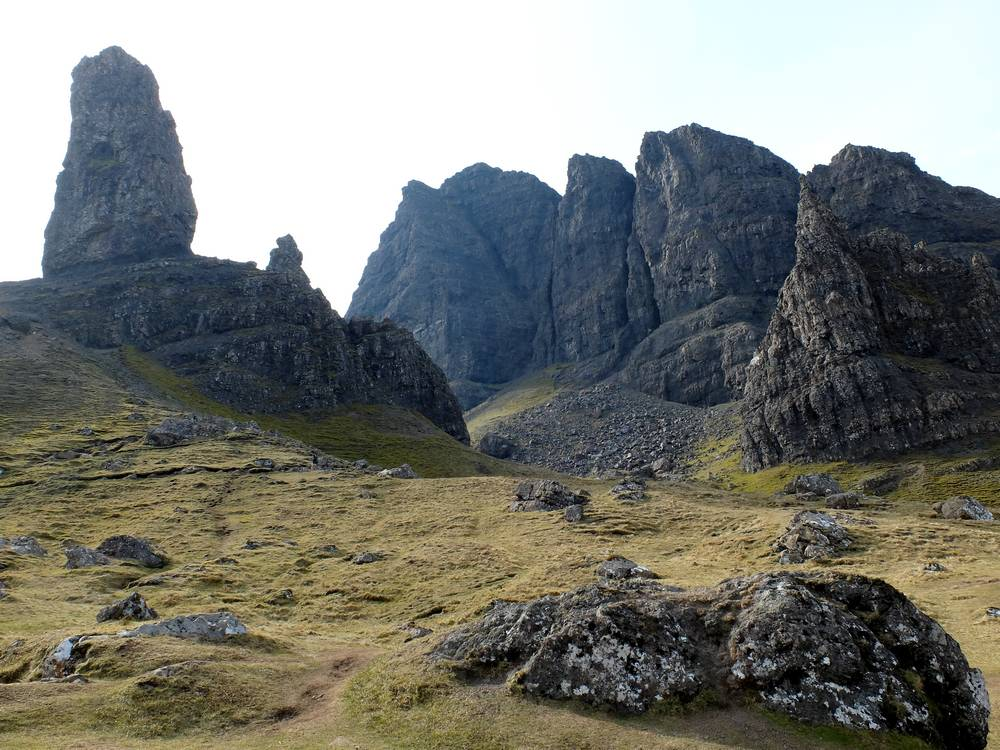 old man of storr highlands