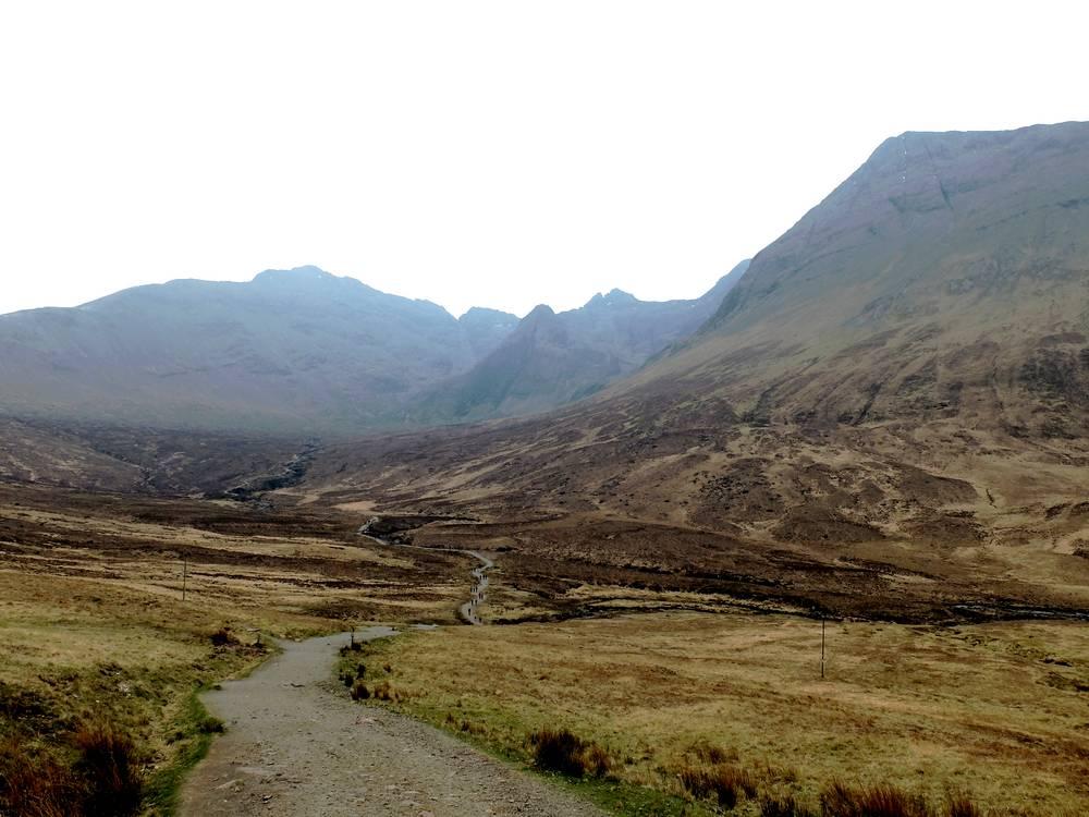 road trip highlands ecosse