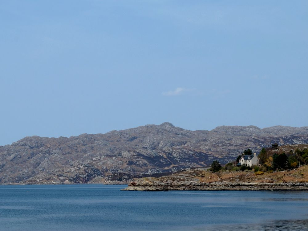 shieldaig highlands