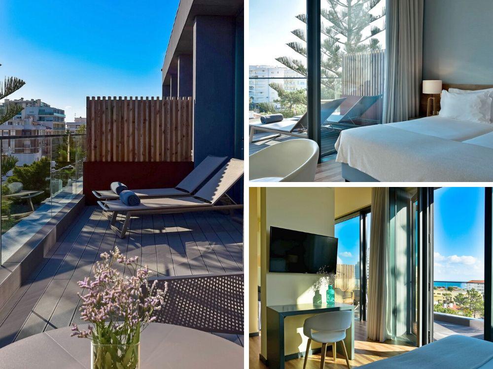 prime energize hotel suite