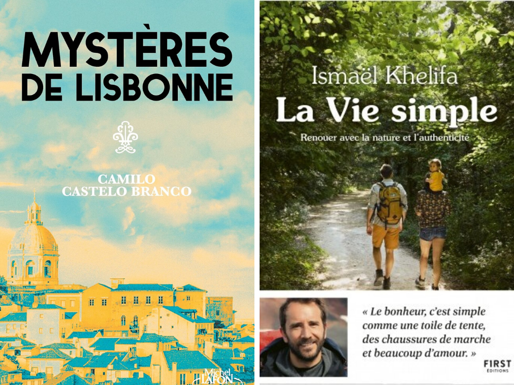 selection livres voyage
