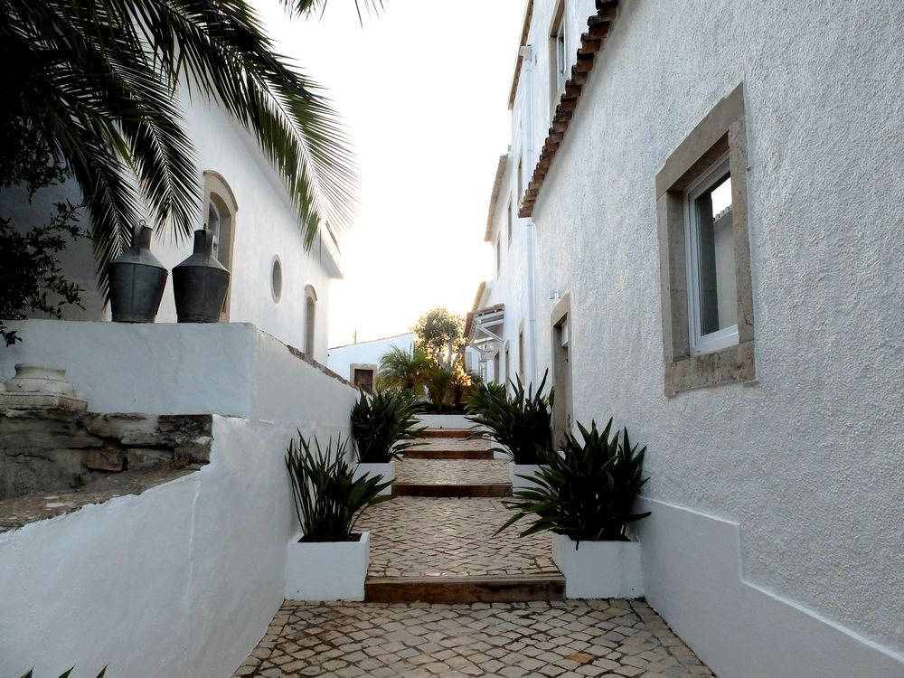 farmhouse of the palms algarve